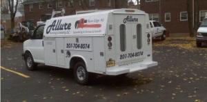 Allure Plumbing Service Truck